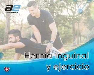 Hernia inguinal y ejercicio